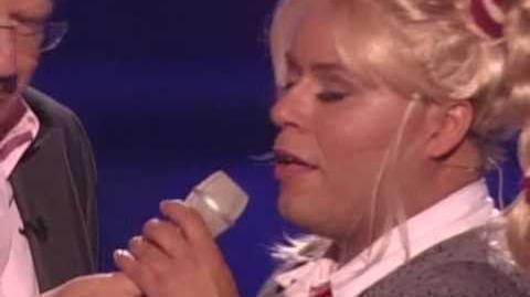 Americas Got Talent - Boy Britney
