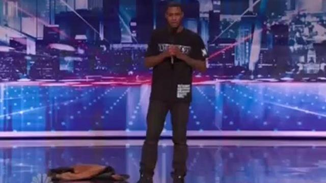 Stepz, 22 ~ New York Auditions, America's Got Talent 2012-0