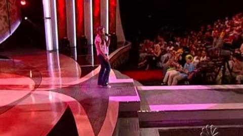 America's Got Talent - Taylor Ware 1