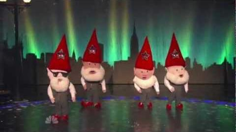 AMERICA'S GOT TALENT-THOSE FUNNY LITTLE PEOPLE 2011