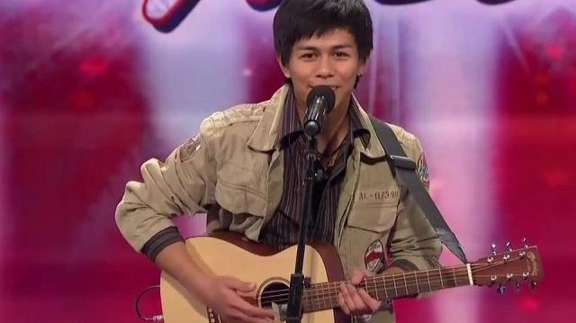 Luigi Seno, 20 ~ America's Got Talent 2010, Final Auditions