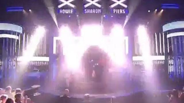 Lys Agnes, Top 48 (Q3) ~ America's Got Talent 2011 LIVE-0