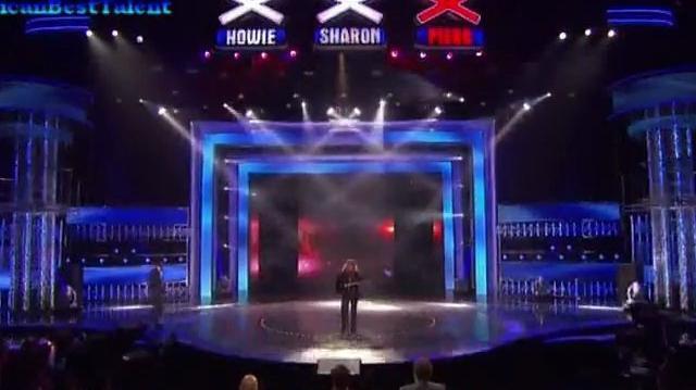 Kevin Colis, Semi-Finals ~ America's Got Talent 2011-0
