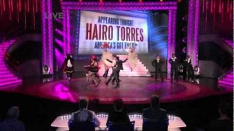 AMERICA'S GOT TALENT-HAIRO TORRES