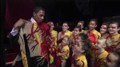 Kid Dancers Compete ~ America's Got Talent Vegas Week Day-2