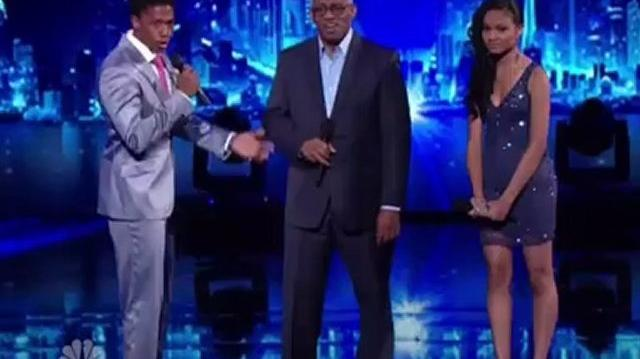 Shanice & Maurice Hayes, Top 48 Live ~ America's Got Talent 2012