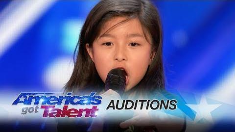 Celine Tam-Celine Tam's Audition