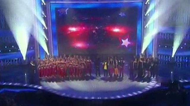 America's Got Talent 2011 Finale Results (1st Result)-0