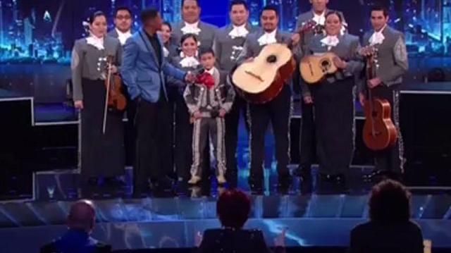 Sebastien El Charro De Oro, Wild Card ~ America's Got Talent-0