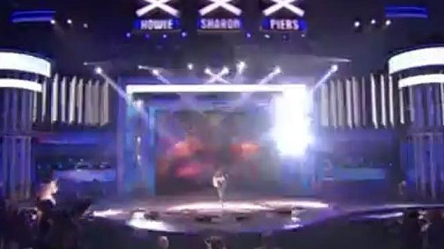 Shevonne ~ America's Got Talent 2011 Wild