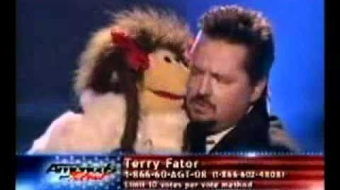 America's Got Talent Season 2 - Terry Fator - Top 10