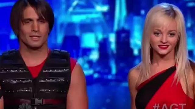 Ben Blaque, Top 48 Q2 ~ America's Got Talent 2012 The Results