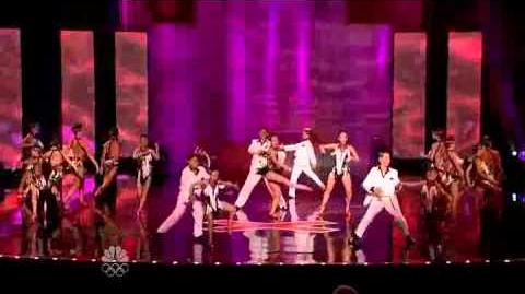 The Untouchables - Vegas Round - America's Got Talent 2012