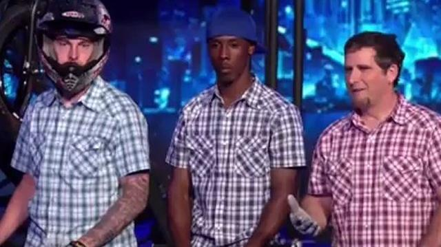 American BMX Stunt Team, Top 48 ~ America's Got Talent 2012 Q1-0