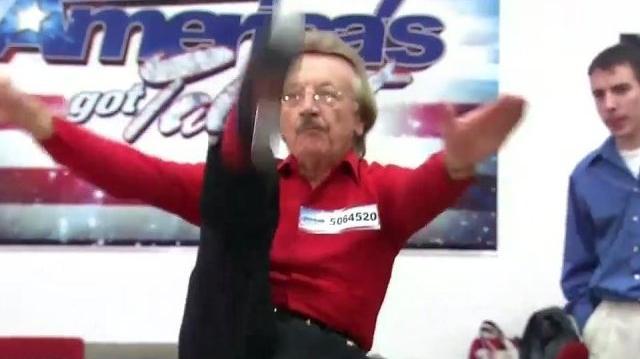 Phil Trau, 74 ~ America's Got Talent 2010, Final Auditions