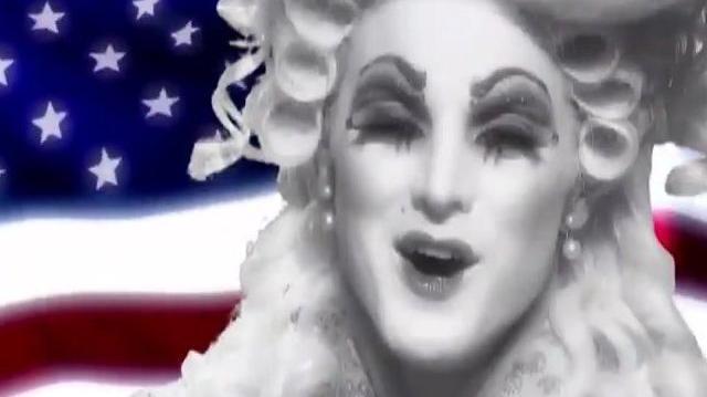 Prince Poppycock ~ America's Got Talent 1st Semi-finals-0