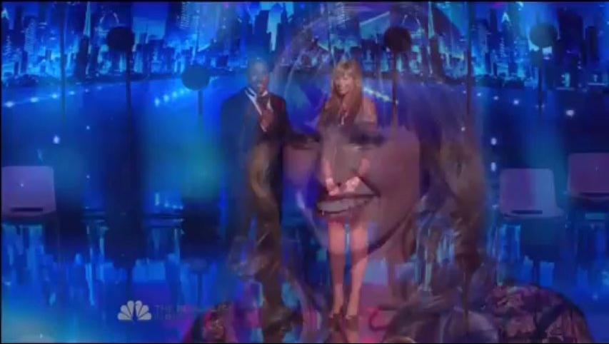 Cami Bradley, 2nd Performance on The Finals ~ Agt 2013
