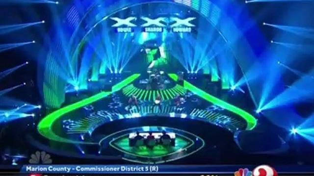 Reverse Order, YouTube Show ~ America's Got Talent 2012-0