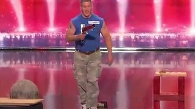 John Beatty, 43 ~ America's Got Talent 2010, auditions Chicago-0