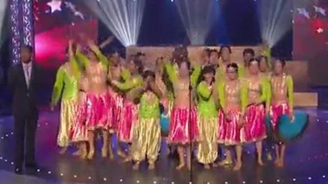 Mona Sampath Dance Company ~ America's Got Talent Top 48 week-2-0