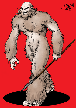 Skamal ogre warrior by shabazik-d5wp2qj