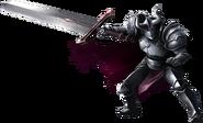 Dark Knight Render