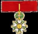 Liste des commandeurs de la Légion d'honneur