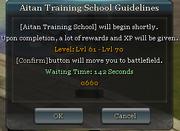 ATC invite