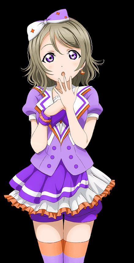Saionji Arisa idol