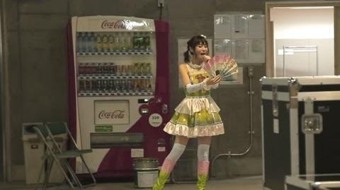 (HD)Aikatsu! Music Festa 2016 Behind the Scene