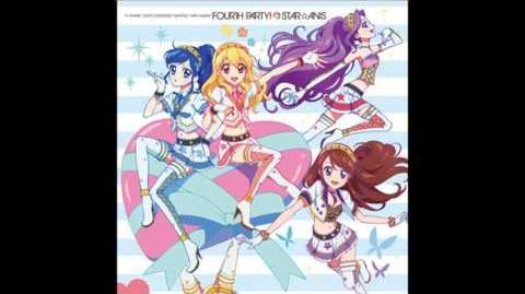 アイカツ Wake up my music STAR☆ANIS from FORTH PARTY CD音源