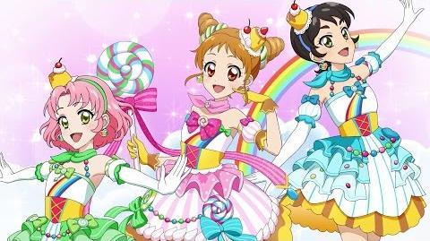 【アイカツ!フォトonステージ!!】オリジナル新曲「♡Powa×PuRi×Power♡」プロモーションムービー(フォトカツ!)