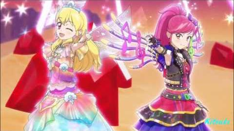 【HD】Aikatsu! - sweet sp!cy【FULL SONG】