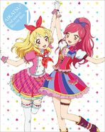 Aikatsu! Seasons 2 Blu-ray BOX 1