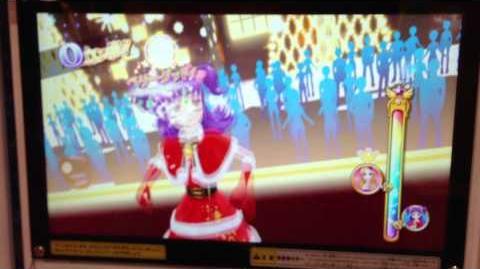 アイカツ クリスマスカップ2回戦 VSヒカリちゃん