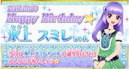 Bnr Sumire Birthday 2015