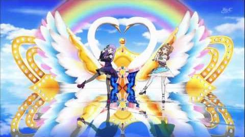 (HD)Aikatsu!-Akari&Sumire-Du-Du-Wa DO IT!! (Episode 111)