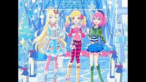 Aikatsu Stars! TSU BO MI ~鮮やかな未来へ~ (Off Vocal)