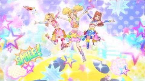 (HD) Aikatsu Stars - Episode 32 - One Step -