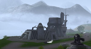 Tundra Sector climate actuator screenshot