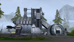 Tundra Sector expendables plant screenshot