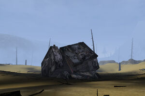 Tundra Sector destroyed extracting system screenshot