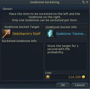 Godstone process