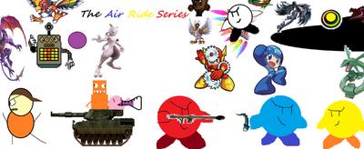 The Air Ride Series