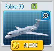 F70 first