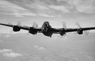 Avro-lancaster 1015097i