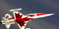 Canadair CF-5