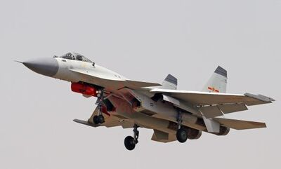 Shenyang - J-15 Flying Shark
