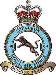 99 Squadron RAF