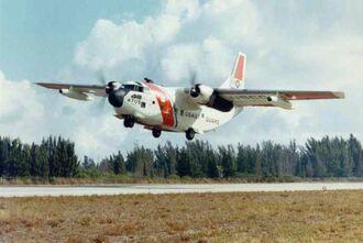 AC Fairchild C123 colour